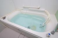 マイナスイオン風呂